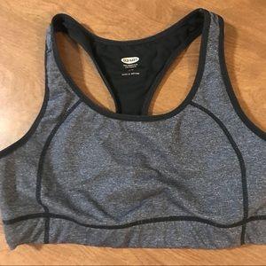 Old Navy sports bra L